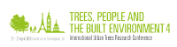 Trees, People and the Built Environment 4